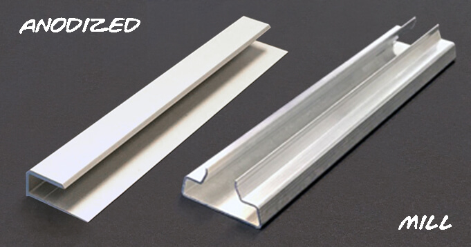 Ex Sign Extrusions Aluminum Profiles Extrude A Trim